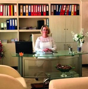 Panormos Hotel Genel Müdürü Meryem Öterbülbül